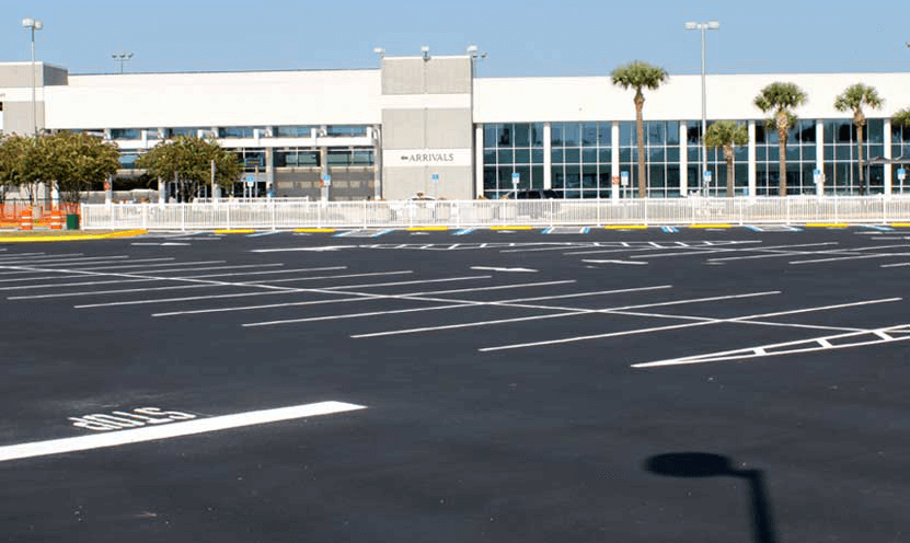 best quality Florida parking lot company