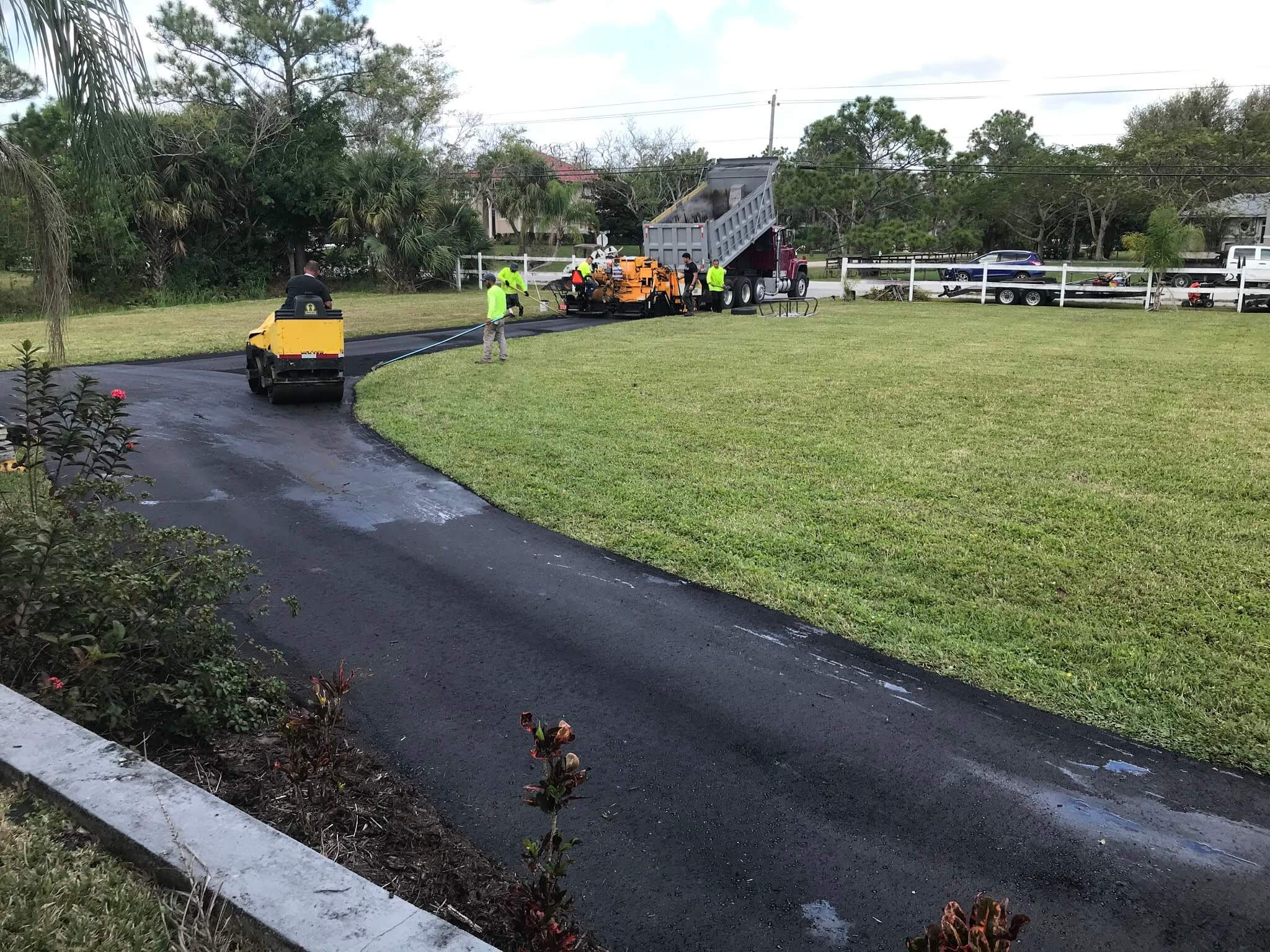 driveway paving west palm beach